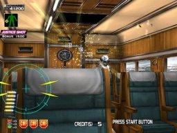 Confidential Mission (ARC)  © Sega 2000   2/4