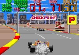 Continental Circuit (ARC)  © Taito 1987   2/4