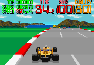 Continental Circuit (ARC)  © Taito 1987   4/4