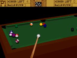 Cool Pool (ARC)  © Catalina 1992   3/4