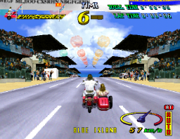 Cool Riders (ARC)   © Sega 1995    3/3