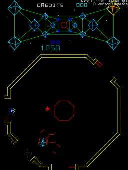 Cosmic Chasm (ARC)  © Cinematronics 1983   2/3