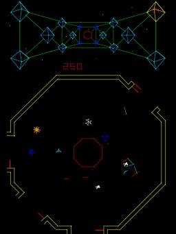 Cosmic Chasm (ARC)  © Cinematronics 1983   3/3