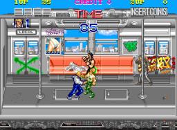 Crime Fighters (ARC)  © Konami 1989   2/4