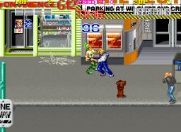 Crime Fighters (ARC)  © Konami 1989   3/4