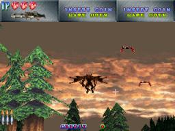 Crypt Killer (ARC)  © Konami 1995   2/3
