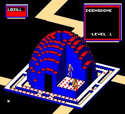 Crystal Castles (ARC)  © Atari (1972) 1983   3/3