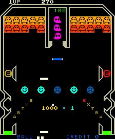 Cutie Q (ARC)  © Namco 1979   3/3