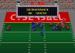 Cyberball (ARC)  © Atari Games 1988   3/3