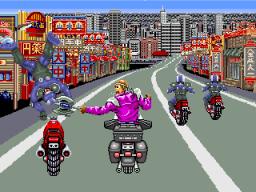 Cycle Warriors (ARC)  © Tatsumi 1988   3/3