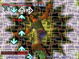 Dance Dance Revolution (ARC)  © Konami 1999   2/3