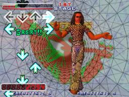 Dance Dance Revolution 2nd Mix (ARC)  © Konami 1999   3/3