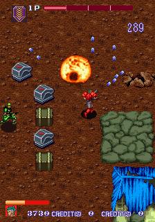 Desert Breaker (ARC)  © Sega 1992   2/6