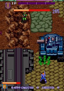 Desert Breaker (ARC)  © Sega 1992   3/6