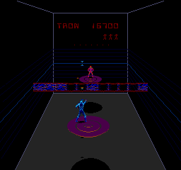 Discs Of Tron (ARC)   © Bally Midway 1983    3/3