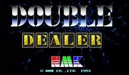 Double Dealer (ARC)  © NMK 1991   1/4