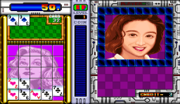 Double Dealer (ARC)  © NMK 1991   2/4