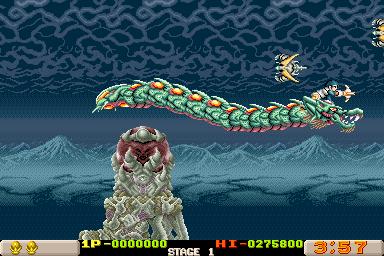 Dragon Breed (ARC)  © Irem 1989   5/5