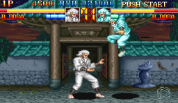 Dragon Master (ARC)  © Unico 1994   2/5