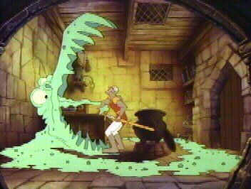Dragon's Lair   © Cinematronics 1983   (ARC)    2/3