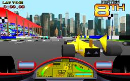 Driver's Edge (ARC)  © Strata 1994   2/3