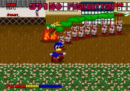 Dynamite Dux (ARC)  © Sega 1989   1/6