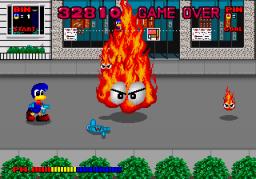 Dynamite Dux (ARC)  © Sega 1989   3/6