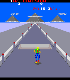 Fighting Roller (ARC)   © Taito 1983    4/4