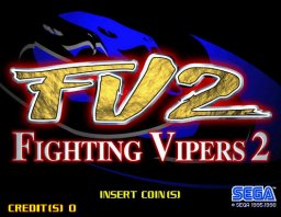 Fighting Vipers 2 (ARC)  © Sega 1998   1/3