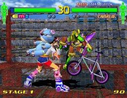 Fighting Vipers 2 (ARC)  © Sega 1998   2/3