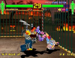 Fighting Vipers 2 (ARC)  © Sega 1998   3/3