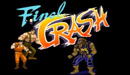 Final Crash (ARC)  ©  1990   1/3