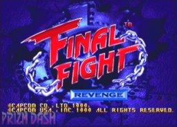 Final Fight Revenge (ARC)  © Capcom 1999   1/6
