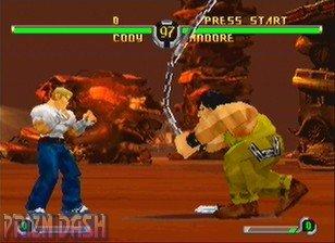 Final Fight Revenge (ARC)  © Capcom 1999   4/6
