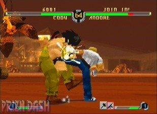 Final Fight Revenge (ARC)  © Capcom 1999   5/6