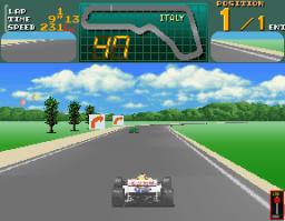Final Lap 2 (ARC)  © Namco 1991   2/3