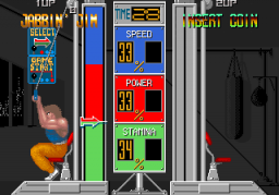 Hard Puncher (ARC)  © Konami 1988   5/7