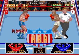 Hard Puncher (ARC)  © Konami 1988   6/7