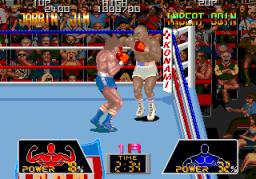 Hard Puncher (ARC)  © Konami 1988   7/7