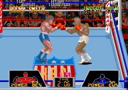 Hard Puncher (ARC)  © Konami 1988   2/7