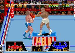 Hard Puncher (ARC)  © Konami 1988   3/7