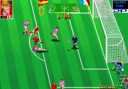 Football Champ (ARC)  © Taito 1990   3/3