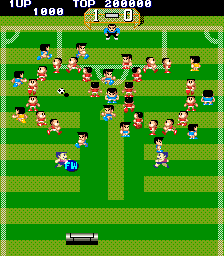 Free Kick (ARC)  © Nihon System 1988   2/3