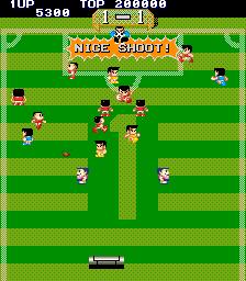 Free Kick (ARC)  © Nihon System 1988   3/3