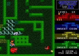 Gauntlet II (ARC)  © Atari Games 1986   2/5