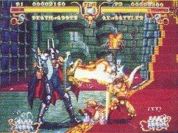 Golden Axe: The Duel (ARC)  © Sega 1994   2/3