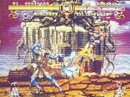 Golden Axe: The Duel (ARC)  © Sega 1994   3/3
