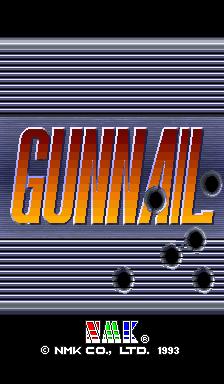 Gunnail (ARC)  © NMK 1992   1/4