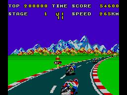 Hang-On Jr. (ARC)  © Sega 1985   2/3
