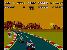 Hang-On Jr. (ARC)  © Sega 1985   3/3